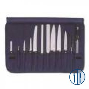 Knife Rolls , Knife Satchels and Cases